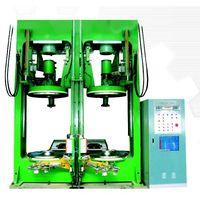 Hydraulic tyre press