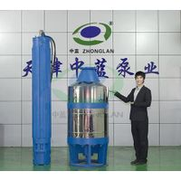 Short and thick submersible mine pump thumbnail image