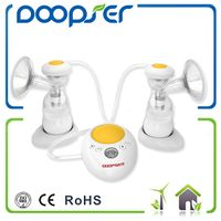 Doopser Double Electric breast pump DPS-001