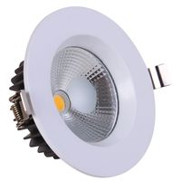 120mm Cut-out COB 15W LED Downlight