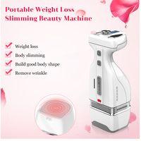Mini portable Lipo hifu Hello body Weight Loss Hifu Body Slimming Device