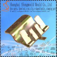 Ssongmould Galvanized Metal spring Clips fastener OEM thumbnail image