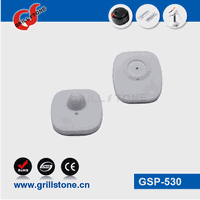 Grillstone 8.2MHZ RF eas hard tag alarming tag for garment