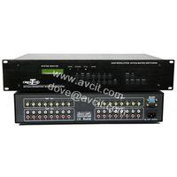 AV matrix switcher 8x8
