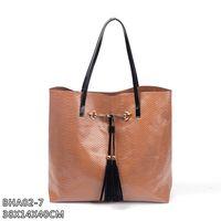 2017 fashion bag PU leather handbags lady handbags
