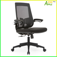 AS-B2078 Armrest Foldable Swivel Chair Perfect for Apartment,Hotel, Conference Room, Branch, Store