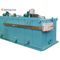 Mud tank for drilling in oil field