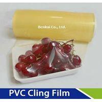 PVC Saran wrap