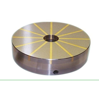 Round Permanent Magnetic Chuck