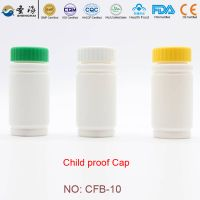 120ml Pharmaceutical Use Vitamin Bottle for Medicine and Pill