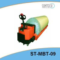 Motorized Warp Beam Low Lift Trolley(ST-MBT-09)