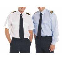 Airline Uniform Pilor shirt