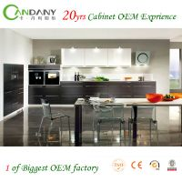 20 Yrs in OEM/ODM Lacquer Kitchen Cabinets  For Sale
