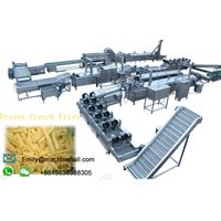 Fully Automatic Frozen French Fries Making Machine For Sale thumbnail image
