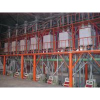 80mt per day wheat flour production line