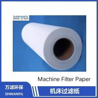 Coolants, Emulsion, Lubricants, Machining Center Industrial Filter Paper