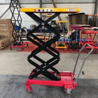 ScissorLiftHandScissorLiftPallet Truck Hydraulic JackScissorLift thumbnail image