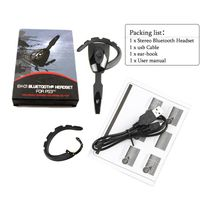 PS3 PC Mobilephone  3.0 Wireless Bluetooth Headset
