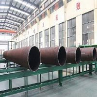 Nickel 625/825 alloy lined pipe