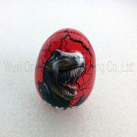 Food Grade Wholesale Metal Egg Shaped Empty Chocolate Tin Box thumbnail image