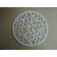 Custom polycarbonate laser cutting fabrication/Polycarbonate processing part/China factory