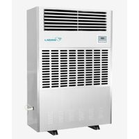 Swimming pool movable dehumidifier