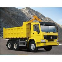 China supplier sino truck howo A7 Euro 2 dump truck 6*4
