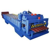 Tile Roof Roll Forming Machine thumbnail image
