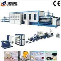 Hot Sale Disposable PS Foam Sheet Food Egg Container Making Machine