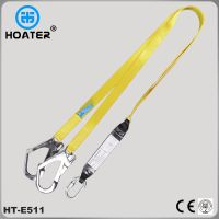 Webbing Energy Absorber Safety Rope