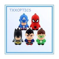 Custom Cartoon Character Usb Flash Drive