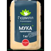 Patented baking wheat flour of premium quality 1 kg