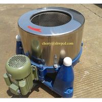 New wool dewater machine after cleaning the wool 008615238020758