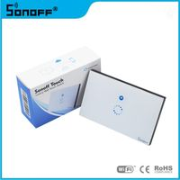 Sonoff Touch wifi Switch Light Controller Remote Energy Saving Alexa Google Home EU/US standard