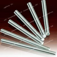Double ended studs/Half-thread rods/Special thread stud/Thread rods/Welded thread rods