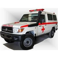 Toyota Land Cruiser Ambulance Grade 1 4×4