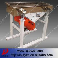 superior quality rectilinear vibrating screen for powder,granule,particles thumbnail image