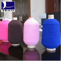 Dope Dyed Polyester DTY, Ddb DTY Black and Other Color Texturing Yarn