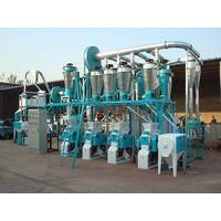 22t/24h Wheat Flour Milling Plant thumbnail image