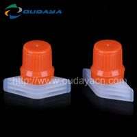 2016 hot sale PP/PE plastic spout cap and closures for doypack thumbnail image