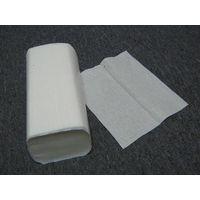 V fold paper towel