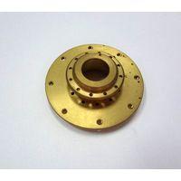 73MM M216B Mitsubishi EDM Brass Upper Flushing Nozzle Holder X187B370H03
