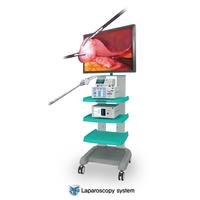 3D Video Laparoscopy System (Dr. Camscope)
