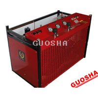 GSW300 type diving for high pressure air compressor china 200bar 300bar