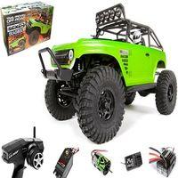 AX90044 Axial SCX10 Deadbolt Rock Crawler Truck 1/10 4WD 2.4GHz