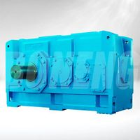 Industrial Helical Gearbox Speed Reducer Unit