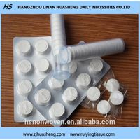 Nonwoven Disposable Compressed Coin Towel