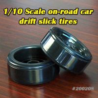 200208 Tires for RC 1/10 on-road car Buggy drift slick