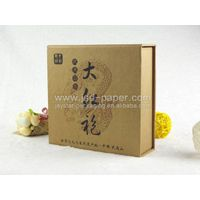GB-L094 Chinese Tea packaging gift box magnetic