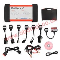 V2013.03 Bluetooth Multidiag Pro+ With 4GB Card Plus Car Cables 115.00EUR thumbnail image